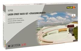 Faller 161945 H0 Car System Laser Street Wendeschleife