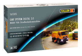 Car System Digital 3.0, MAN TGA Straßenkehrmaschine (HERPA)