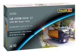 Car System Digital 3.0, LKW MB Atego Sixt (HERPA)